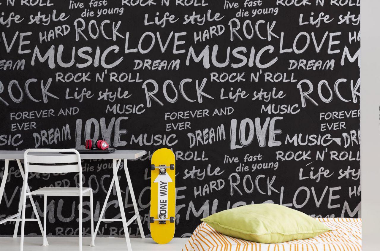 טפט Love Music