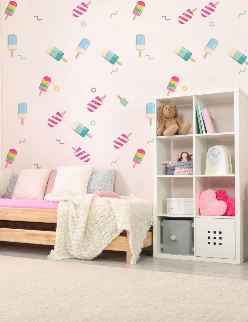מדבקות קיר ארטיקים לחדרי ילדים