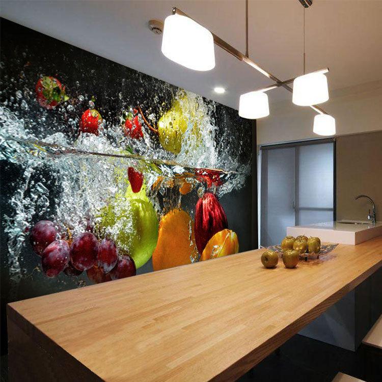 תמונת טפט פירות תלת מימד