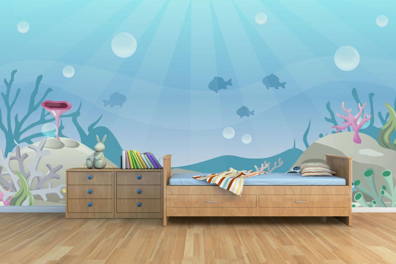 טפט רקע תת ימי