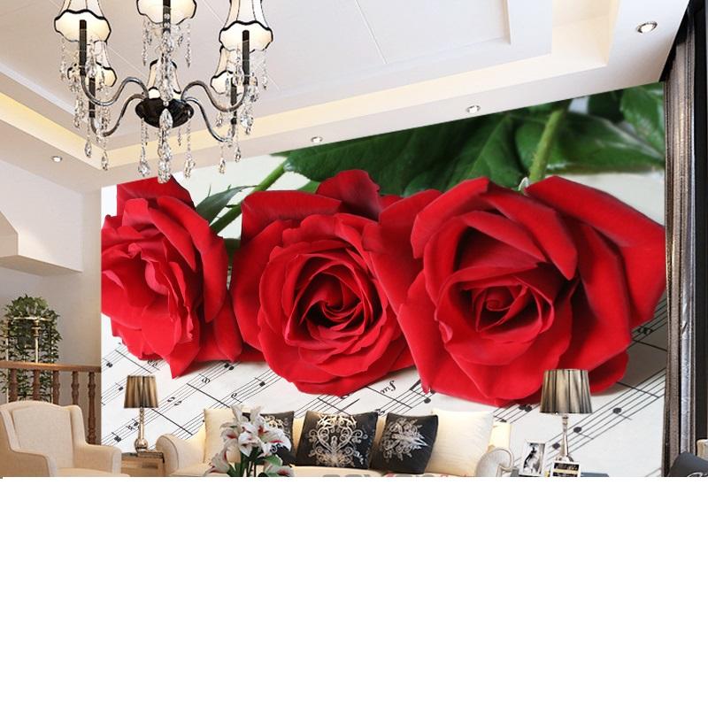 תמונת טפט 3 ורדים