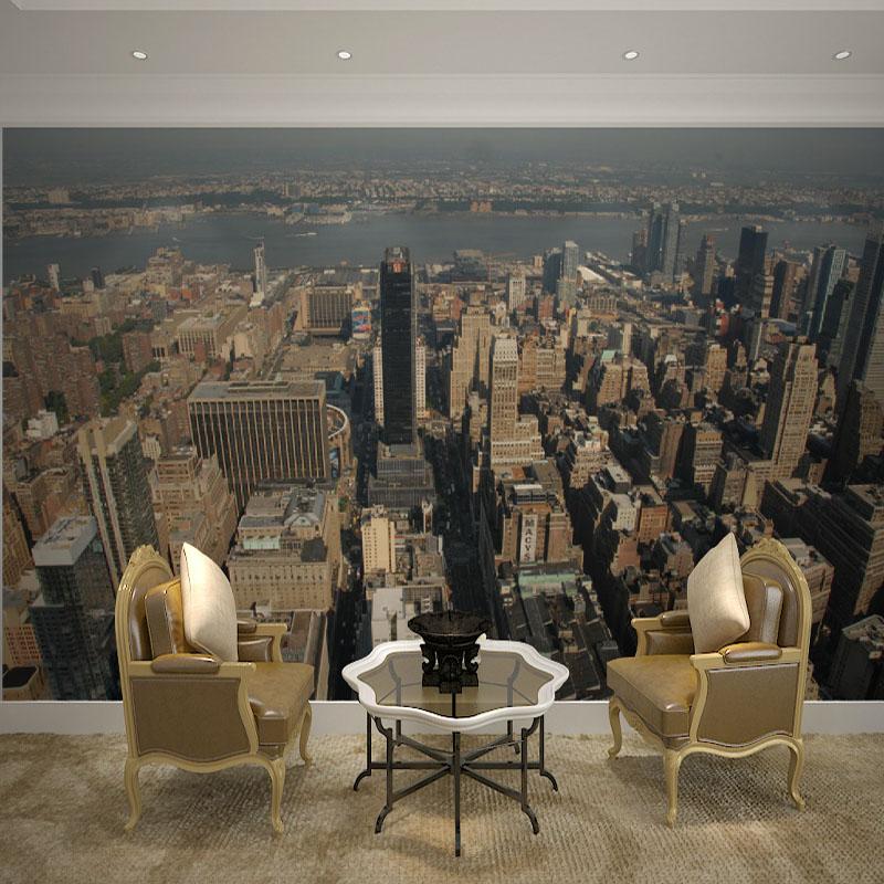 תמונת טפט ניו יורק תלת מימד