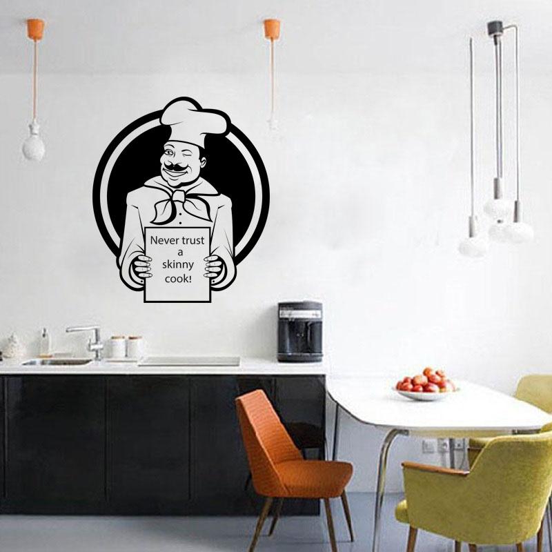 מדבקת קיר בעיצוב אישי למטבח