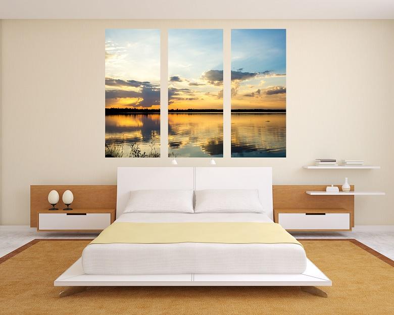 תמונת נוף קנבס בגדלים שונים