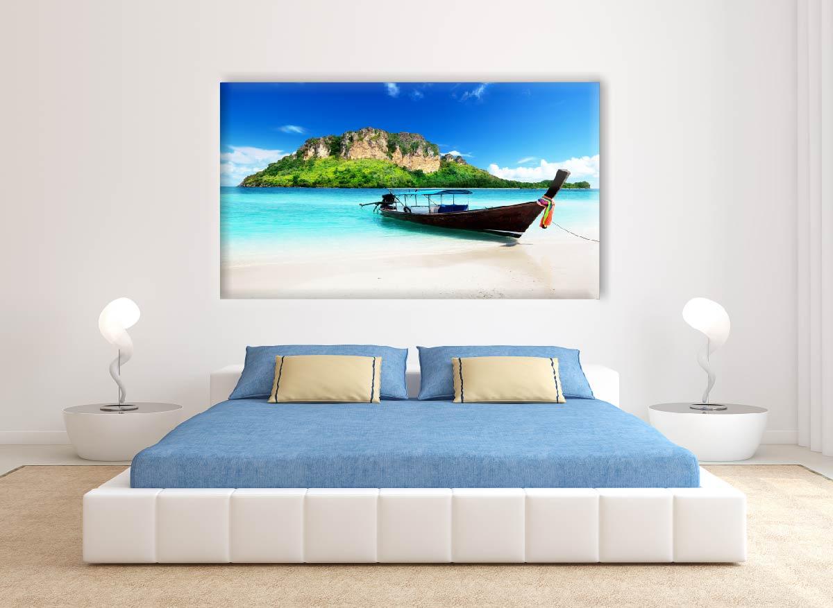 תמונת קנבס נוף תאילנד דגם B