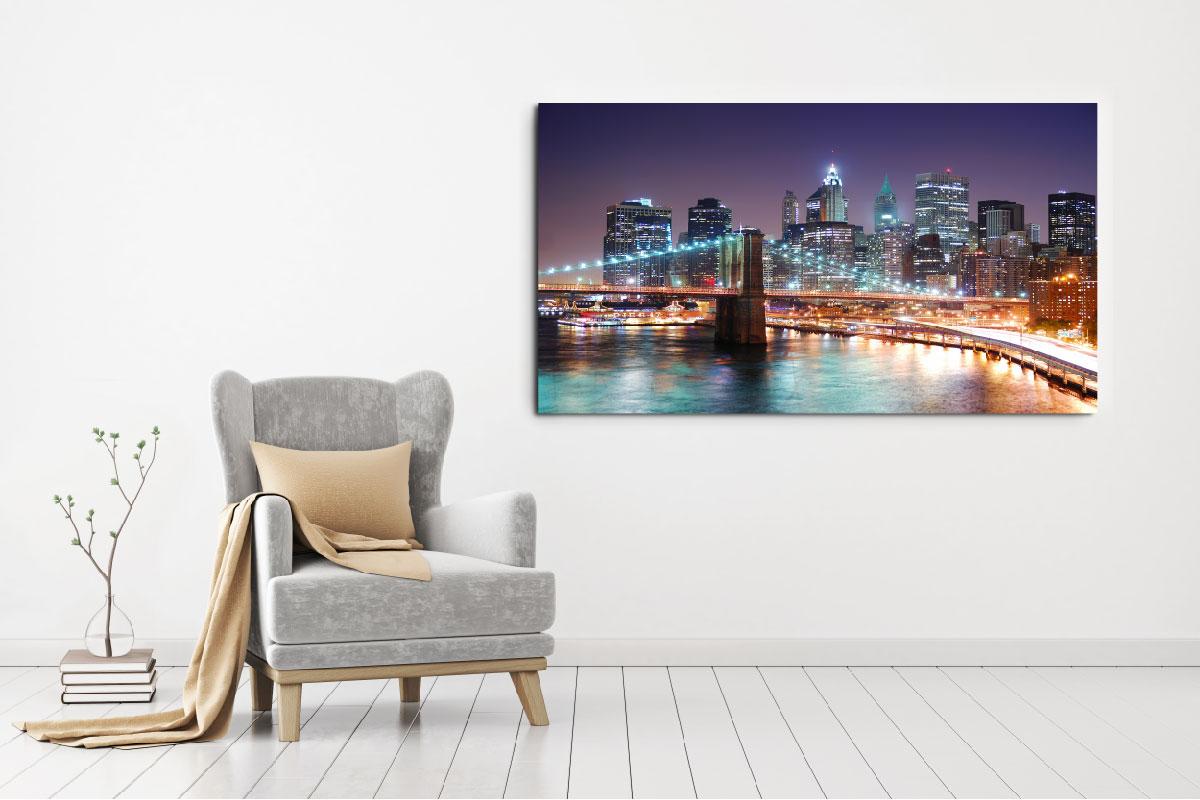 תמונת קנבס נוף ניו יורק