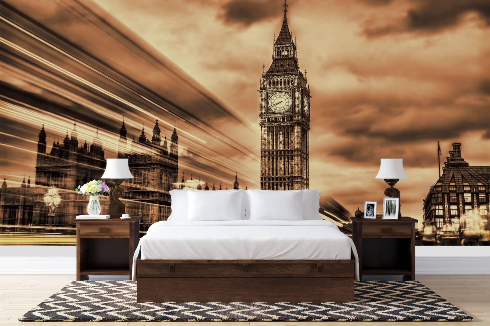 טפט תמונה BIG BEN LONDON