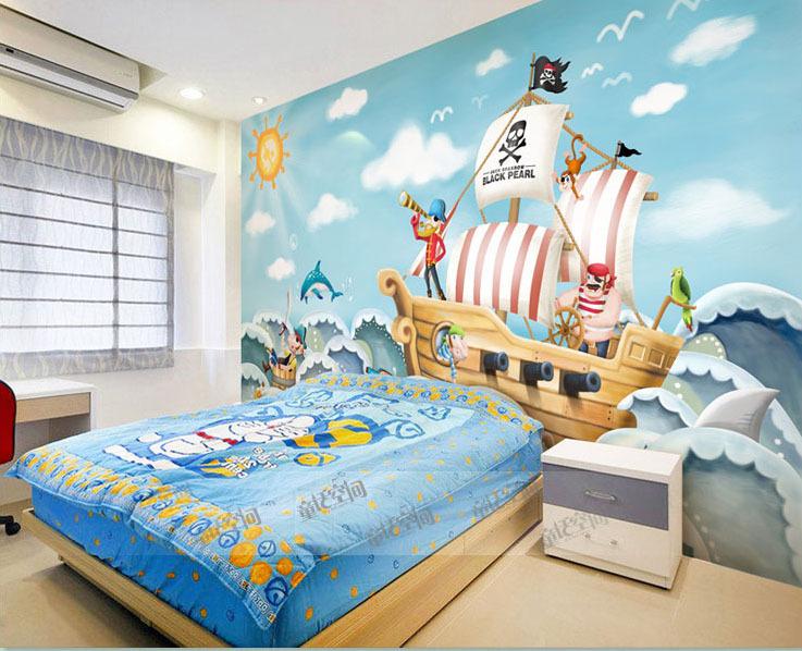 תמונות טפט קיר לחדרי ילדים