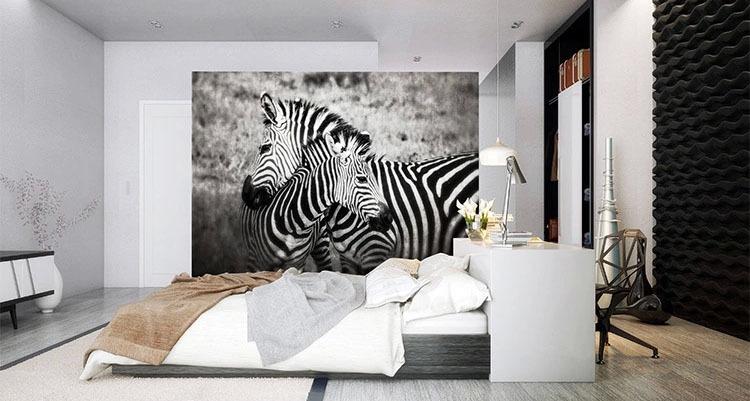 תמונות טפט קיר לחדר שינה